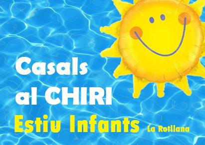 CASALS AL CHIRI ESTIU