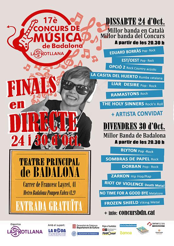 Concurs de Música de Badalona