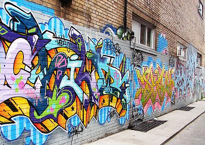 grafiticalle