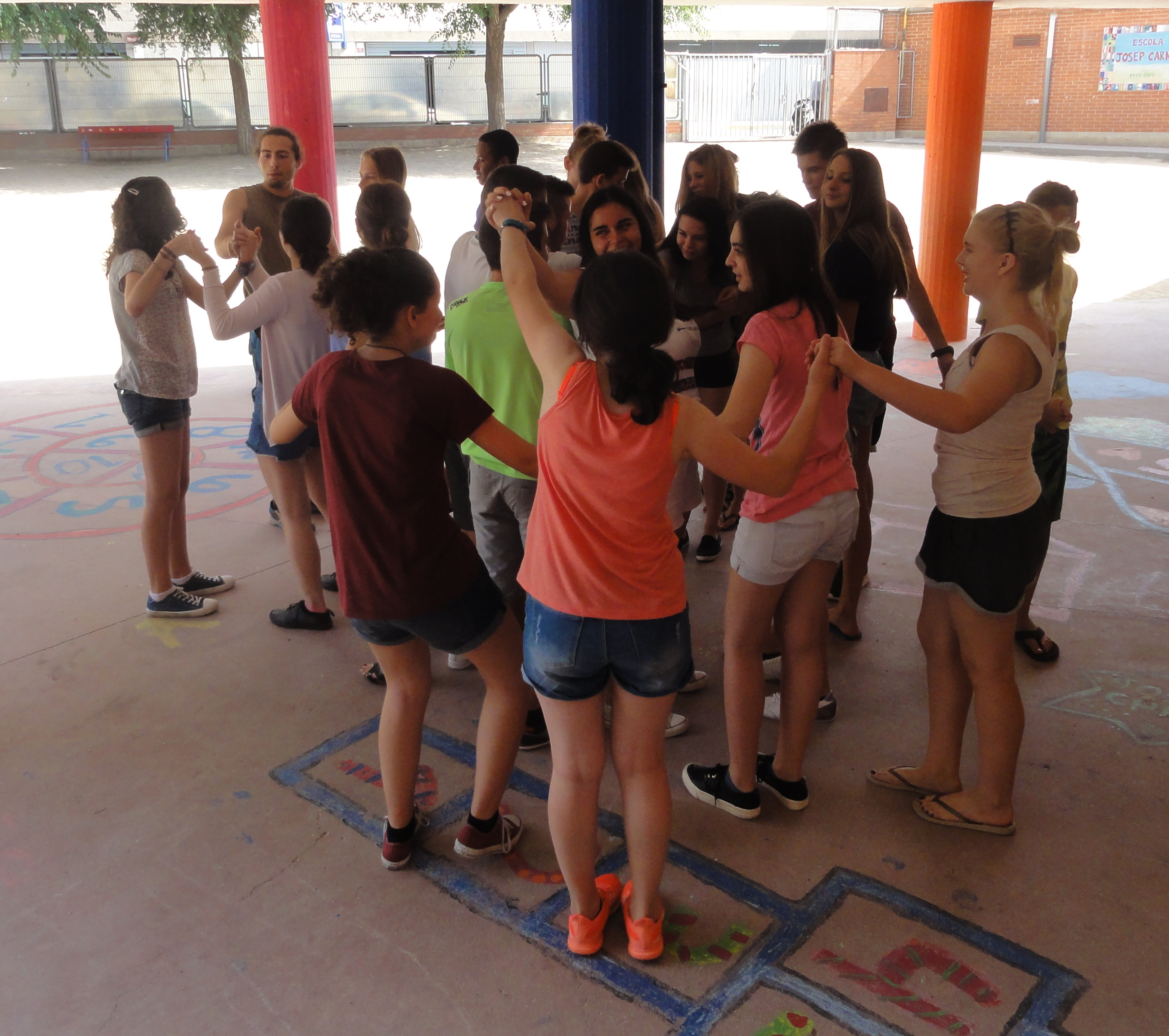 Intercanvi juvenil «With my own 2 hands»