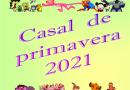 CASAL DE PRIMAVERA PER A INFANTS