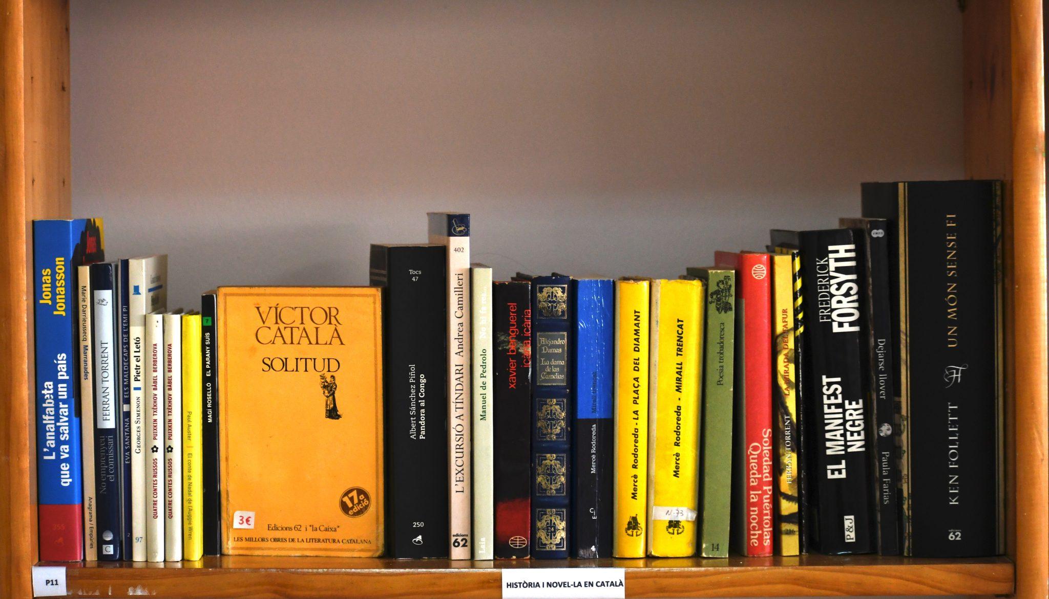 Història i novel·la en català