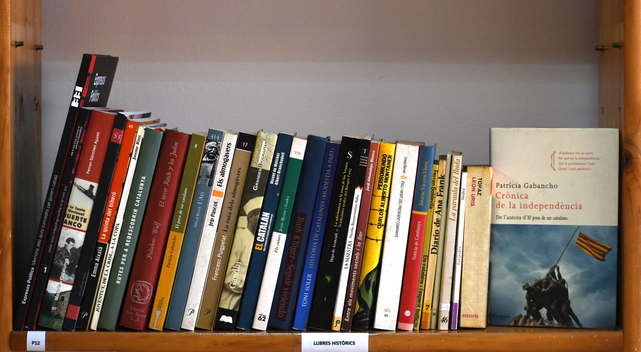 Llibres històrics