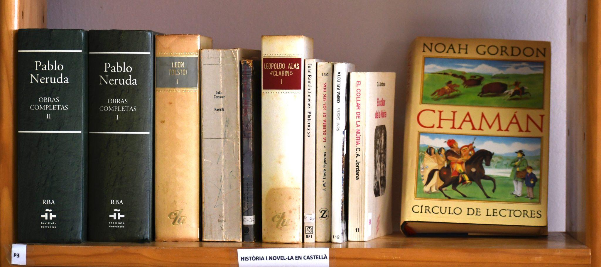 Novel·la en castellà